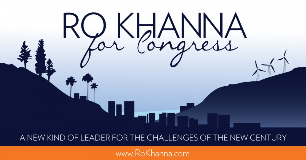 Ro Khanna for Congress